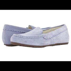 NWT/NIB Vionic Purple Slippers